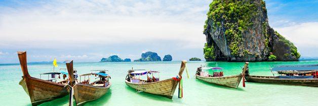 Visiter la Thaïlande, en tomber amoureux et s'y installer