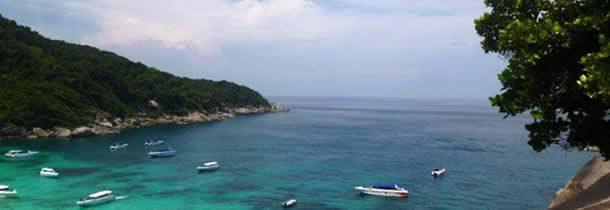 Les Îles Similan en Thaïlande, selon Annabelle du blog travellingwithannabelle.com