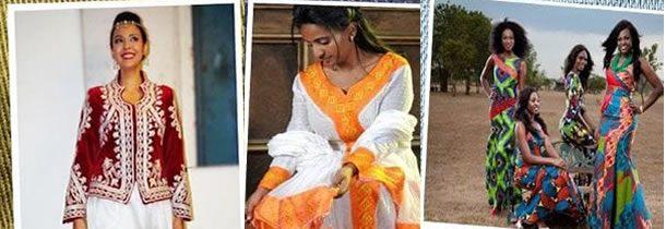 L'histoire des différentes tenues traditionnelles africaines
