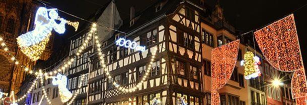 Les plus beaux marchés de Noël de France en road-trip