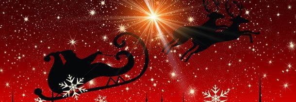 Chez la star de Laponie : Le Père Noël !