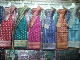 Pha sin: finesse du vêtement traditionnel thailandais