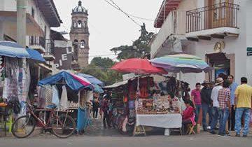 Le Mexique, comme un petit goût d'antan