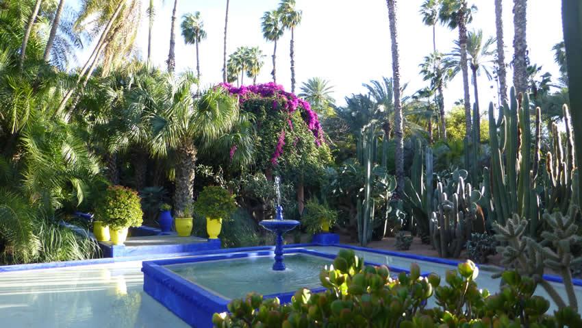 visite_Jardin_Majorelle_marrakech