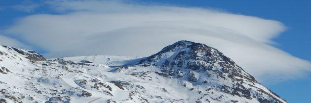 Gravir le Glacier de la Girose et skier en plein été sur le Dôme de la Lauze