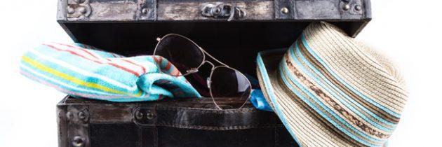 5 choses à ne pas oublier dans sa valise avant de partir en vacances cet été