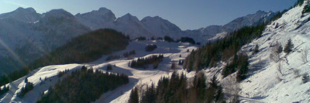 Les Hautes-Alpes en hiver, du sport et des paysages à profusion