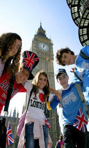 Séjour linguistique en Angleterre