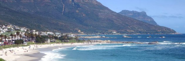3 plages sud-africaines à découvrir pour bien profiter de ses vacances