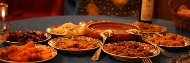 Faire un voyage culinaire dans les contrées marocaines