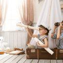 Voyage avec enfants: les jouets à mettre dans sa valise sans risquer l'excédent de bagage