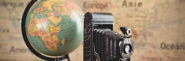 Quel appareil photo emmener avec soi en voyage ?