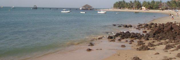 Profiter des plaisirs de la plage au Sénégal