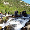 3 idées d'activités sportives à faire cet été : escalade, via ferrata et canyoning dans l'Hérault