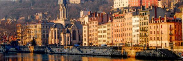 Lyon, la terre de contrastes qu'on aime tant visiter