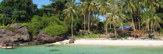Que choisir entre l'ile de Phu Quoc et Koh Samui ?