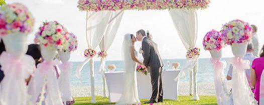 3 destinations tendance 2018 pour célébrer son mariage sous le soleil