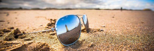 6 conseils pour choisir des lunettes de soleil pour la plage