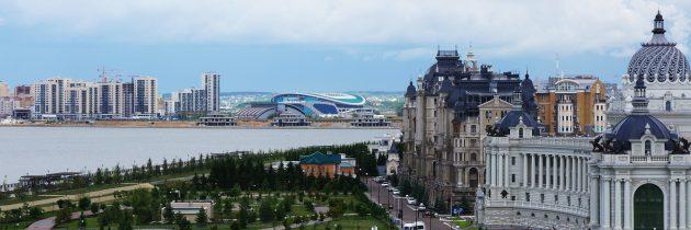 Kazan, l'une des plus belles villes à découvrir en Russie