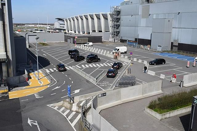 aéroport Zaventem Bruxelles