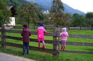Passer des vacances à la ferme : une bonne idée pour un week-end avec les enfants