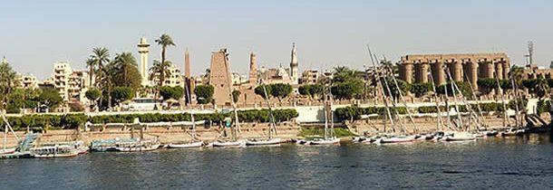 5 escales à découvrir lors d'une croisière sur le Nil en Égypte