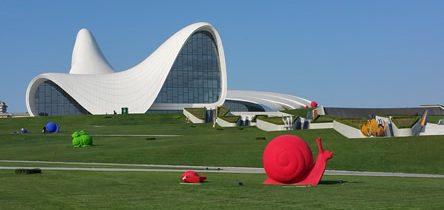 3 visites incontournables pour découvrir l'Azerbaïdjan