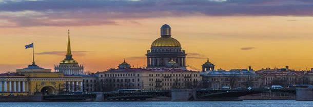 Une promenade au centre historique de Saint-Pétersbourg