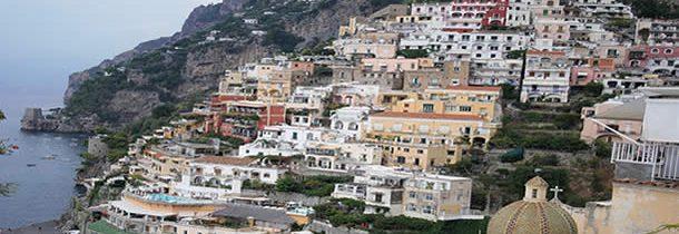 Voyage en Italie : les activités à envisager à Positano
