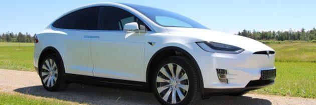 Comment voyager avec une voiture électrique ?