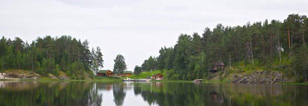 La Carélie : la région des lacs et forêts