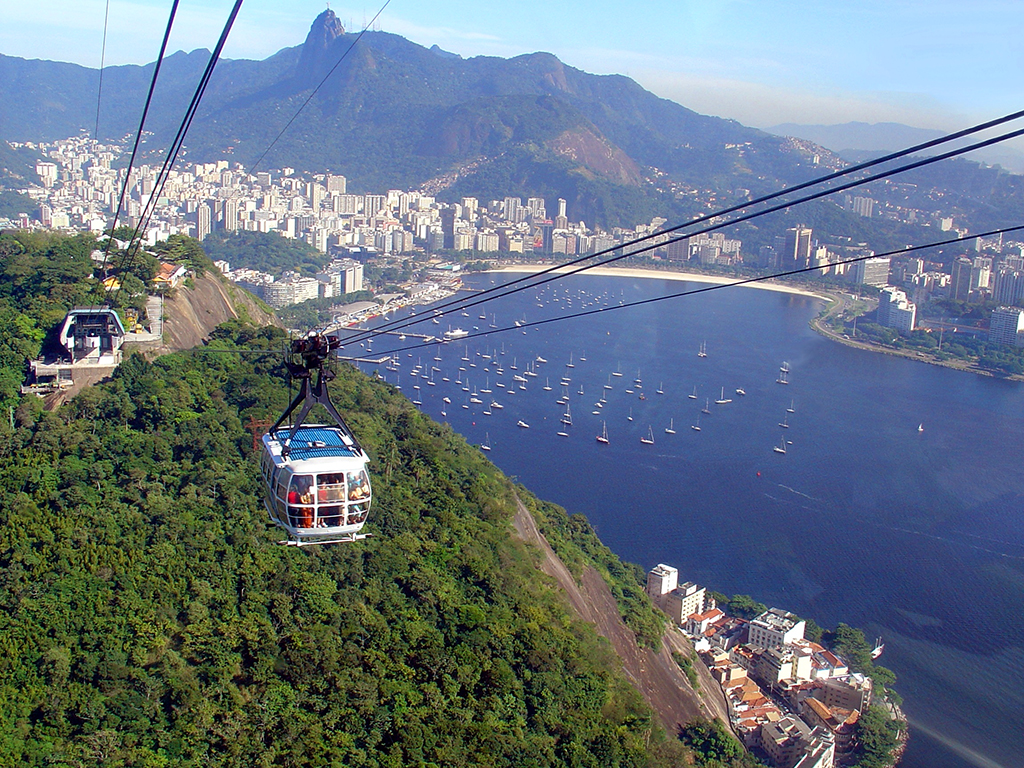 Comment se rendre au brésil