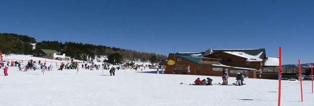 Le ski est roi aux Gets