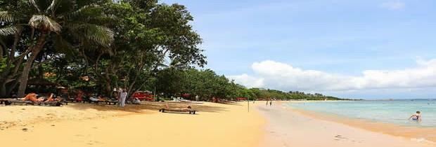 Les plages de Bali