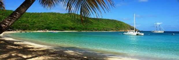 Les Antilles à la voile