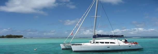 Croisière en catamaran: ce qu'il faut savoir