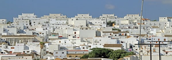 L'Andalousie et ses villages blancs