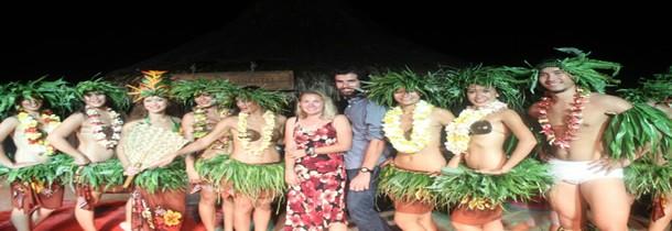 Le Barbu et La Blonde à Tahiti et Moorea