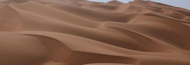 Voyage dans le désert  du Sinaï