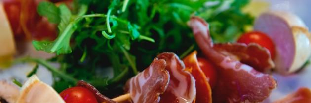 A la découverte de la cuisine italienne