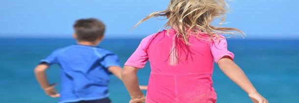Six conseils pour un voyage agréable avec des enfants