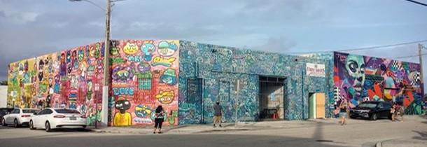 Street art à Miami – Balade artistique sous le soleil