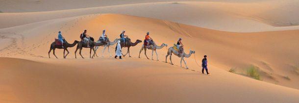 Une semaine à Marrakech pour un voyage organisé en famille