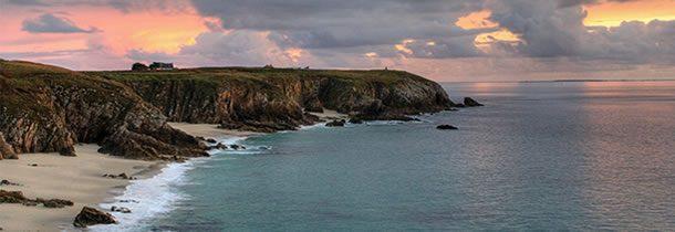Découvrir la Bretagne à travers son littoral