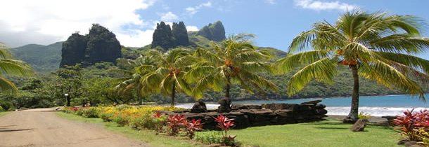 Nuku Hiva, une île mythique et grandiose