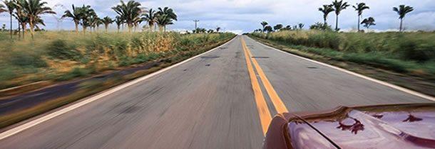 Lancez-vous à l'aventure. Partez en road trip au Brésil !