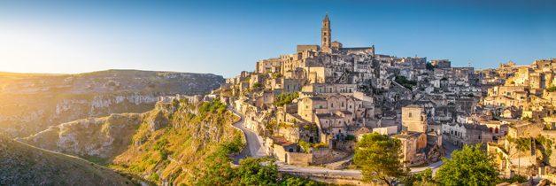 L'Italie autrement, à la découverte de Basilicate