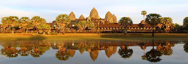 Voyage de noces au Cambodge, les villes à visiter