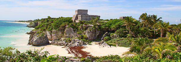 Sur les traces d'Hernan Cortes au Mexique