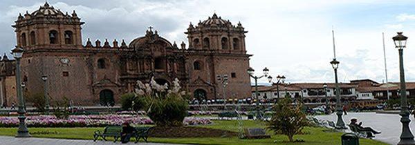 Cusco, l'ancienne capitale Inca